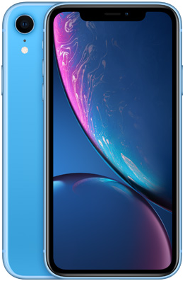 iPhone XR 64 Гб синий